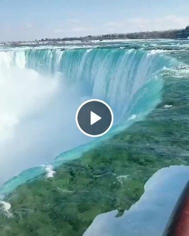 Cataratas da Niagara um show da natureza