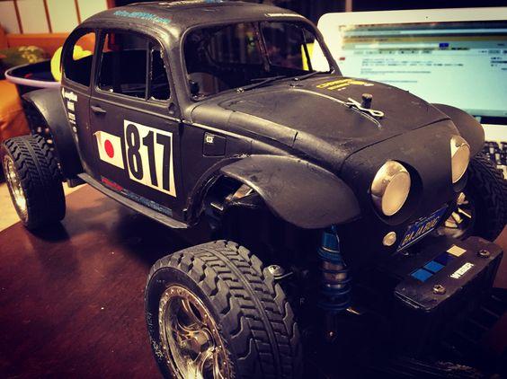TAMIYA cc-01 VW BAJA BUG