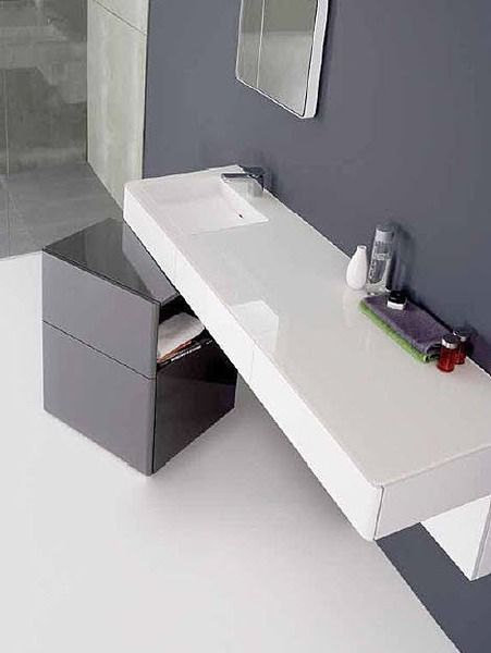 Vasque salle de bain verre trempe for Vasque salle de bain en verre