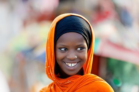 Harari smile Photo by Trevor Cole -- National Geographic Your Shot