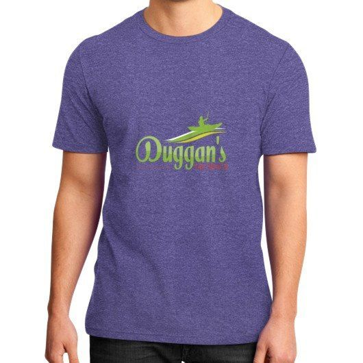 District T-Shirt (on man)