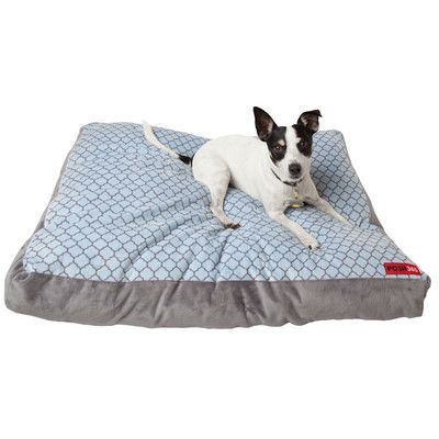 Posh365 Luxury Eco-friendly Cushion Dog Bed Size: Large