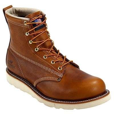 Thorogood American Made Work Boots.