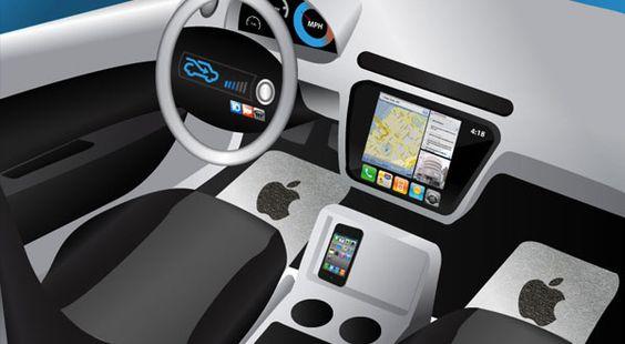 Apple interesada en el mercado de los autos eléctricos http://bit.ly/1JiZYwg |  #Apple, #Applemania, #AutosElectricos, #CarPlay, #Coches