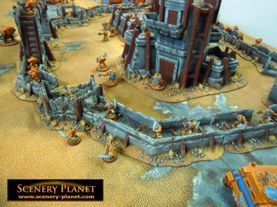 Scenery Planet - Trench Warfare