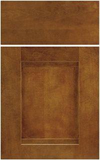 "Woodland Cabinetry - full face frame, ""Santa Fe"""