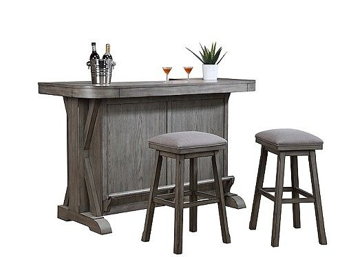 Home Bar Sets And Tables Raymour, Bar Sets Furniture