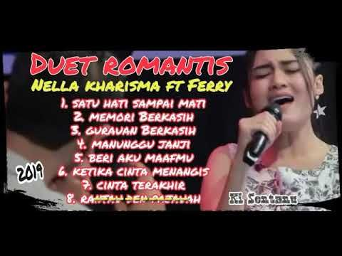 Duet Romantis Nella Kharisma Feat Fery Youtube Romantis