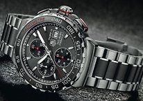 Tag Heuer to launch luxury Android Wear competitor to Apple Watch