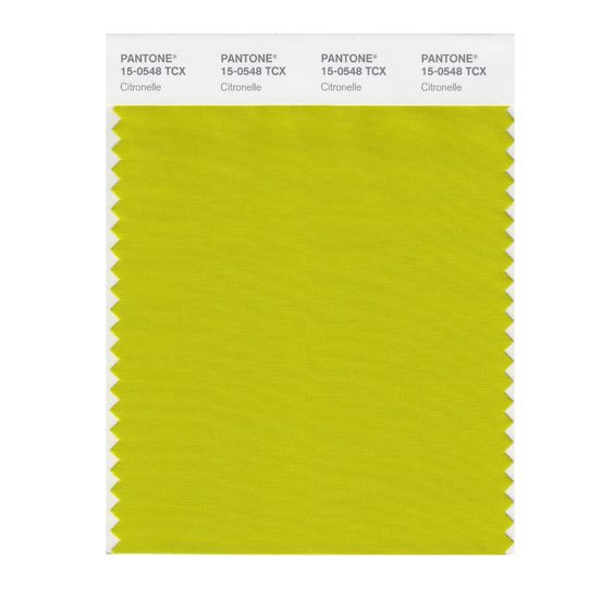 Pantone 15 0548 Tcx Citronelle Green Chartreuse Mix