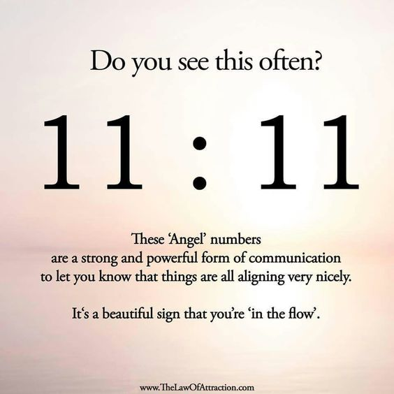 I do see these numbers very often. 3:33, 4:44 and 11:11 I see all the time.