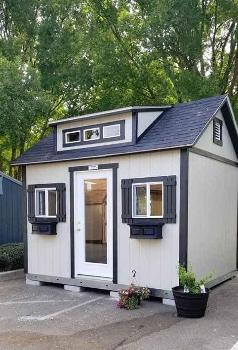 Introducing Our Newest Options Backyard Shed Backyard Shed
