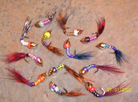 Ice flies or ice jigs what do you prefer ice fishing for Ice fishing flies