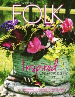 So excited for this!!! -  FOLK VI: The Vintage Issue: Books Magazines, American Living, Books Worth Reading, Amazingness Preview, Magazine Blog, Books Books, Color Combination