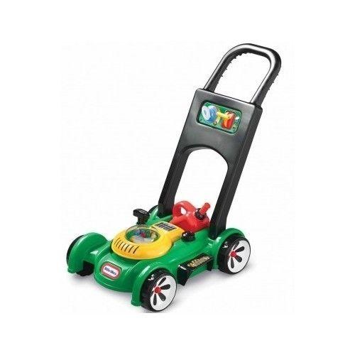 Mower Gas Little Tikes Go N Toy Lawn Kids Play Toddler Pretend Outdoor Fun! #LittleTikes