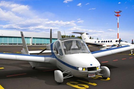 Terrafugia Flying Car Ready For The Road