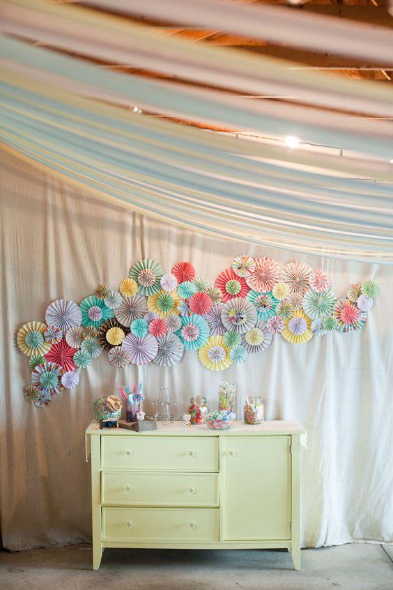 Candy-Coloured Farmhouse Elopement