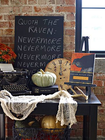 quoth the raven: nevermore