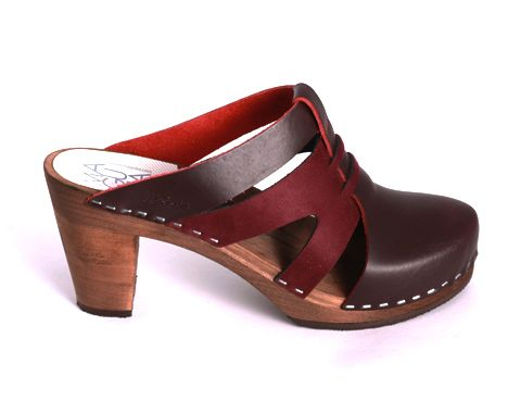 Maguba Paris clog - for fall