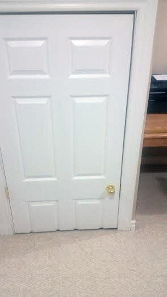 Custom made doors can really make the home!
