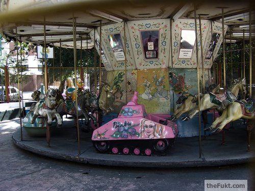 Russia: Standard Carousel