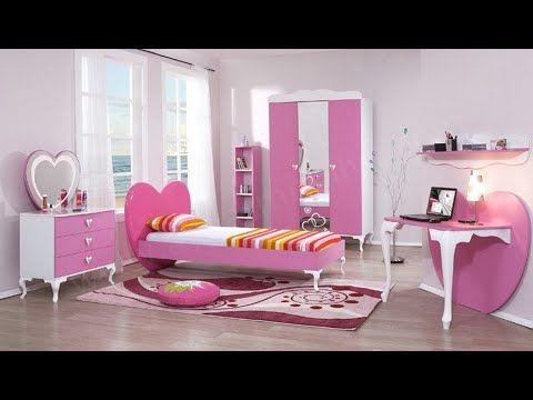 أروع تصاميم غرف نوم البنات وغرف بنات مراهقات بتصميمات تنبض بالحيوية والجمال للبنات الدلوعات 2020 Youtube Home Decor Home Toddler Bed