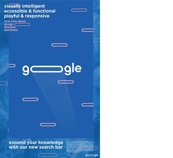 Google Rebranding on Behance