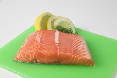 How to Cook Frozen Salmon, Without Thawing, in the Oven.