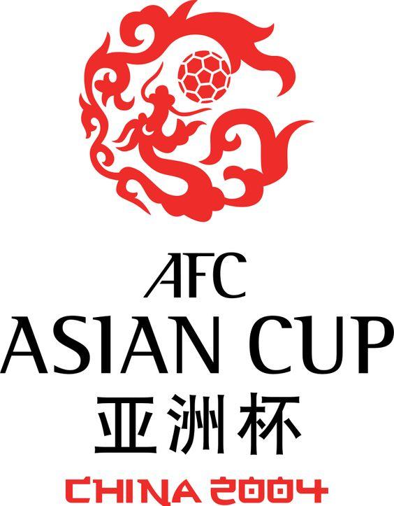 Logo Copa Asia 2004