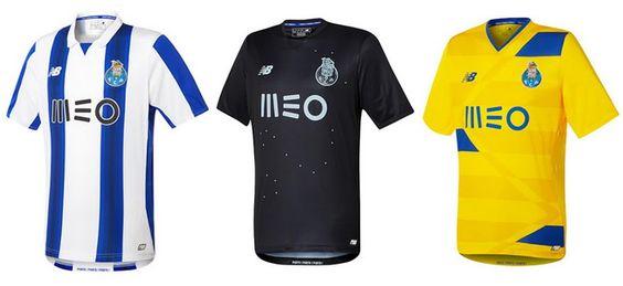 Ceci est le nouveau Maillot de foot FC Porto pas cher pour la saison 2016/2017;:
