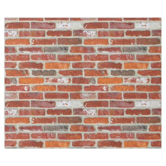Red Brick Pattern Wrapping Paper Zazzle Com Brick Wrapping Paper Brick Patterns Brick Paper