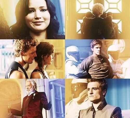 SNEAK PEAK PICTURES FOR CATCHING FIRE!!! TRAILER COMES OUT APRIL 14!!!
