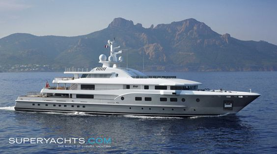 TOP 40 PRIVATE LUXURY SUPERYACHTS IN THE WORLD – II