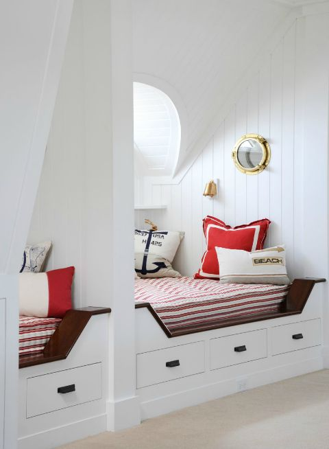 Modest Coastal Home Decor