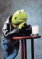 Kermit. Milk.: Missa Hey Frogs, Beautiful Muppets, Muppets Stuff, Kermit Milk, Classic Muppets, Kermit The Frog Memes, Drinks Milk, Frog Stuff, Muppety Stuff