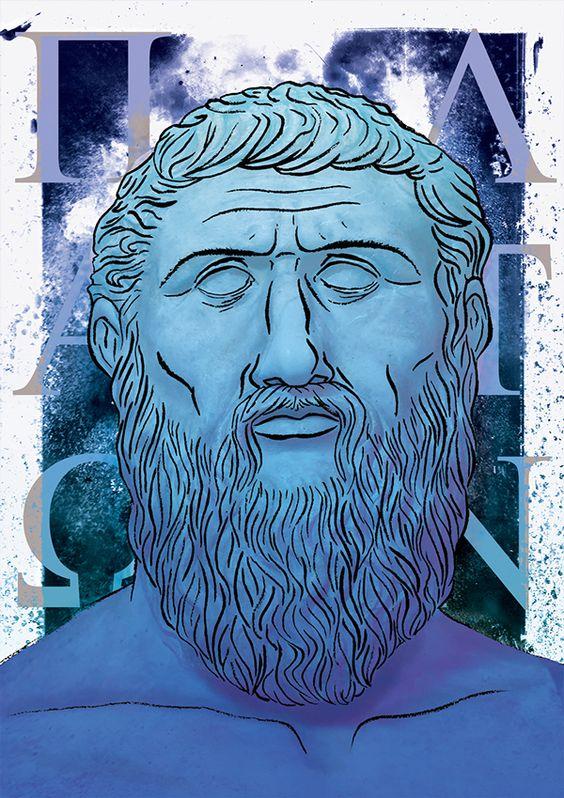 Πλάτων / Guerra de Ilustrações XXXIV on Behance