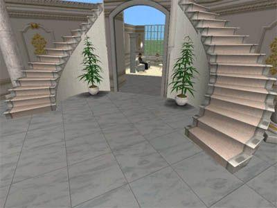 #WindowsMilwaukeeReplacement Arched Stairs
