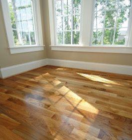 Cleaning hardwood floors
