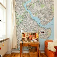 #kidsroom #maps #travel #mind #wallpaper #design