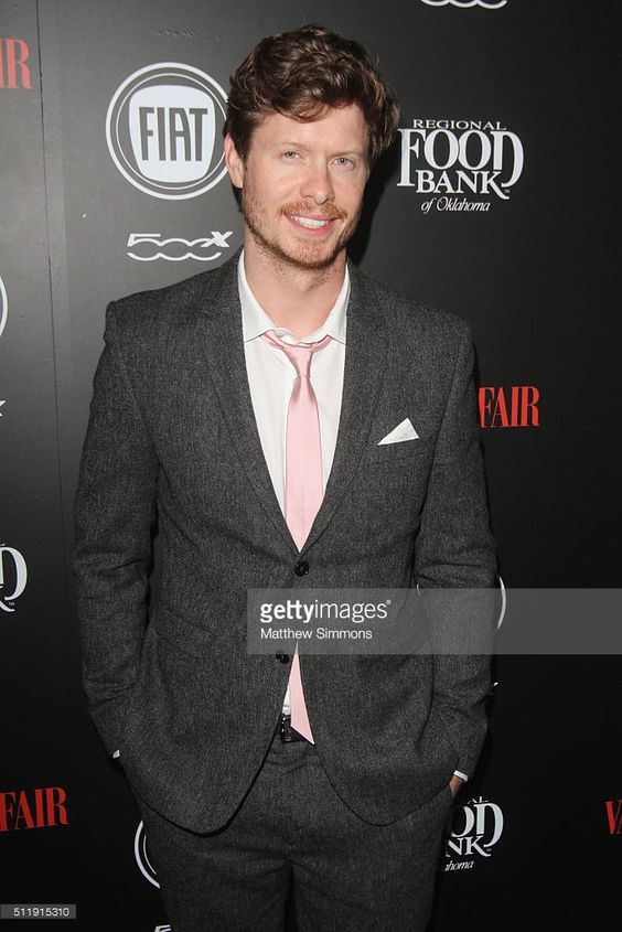 Actor <a gi-track='captionPersonalityLinkClicked' href=/galleries/search?phrase=Anders+Holm&family=editorial&specificpeople=7124991 ng-click='$event.stopPropagation()'>Anders Holm</a> attends Vanity Fair and FIAT Toast To 'Young Hollywood' at Chateau Marmont on February 23, 2016 in Los Angeles, California.