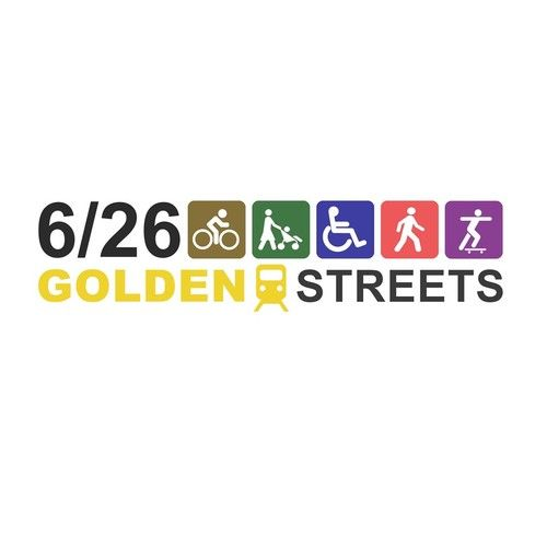 626 Golden Streets Create A Logo For An Open Streets Event Or Ciclovia In The Los Angeles Area Community Logo Personal Logo Design Logo Design Feminine