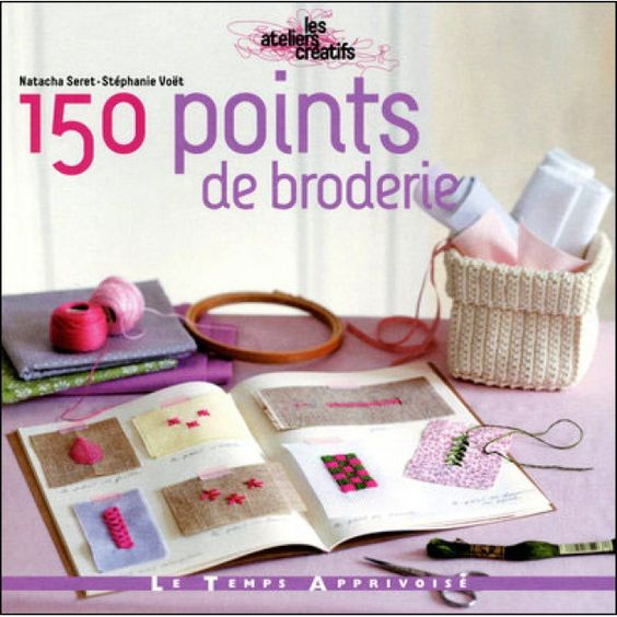 Libro: 150 points de broderies 14719/1 - Libros - DMC