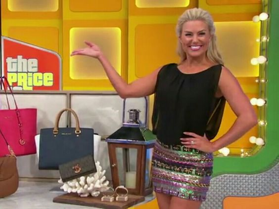 Rachel Reynolds - The Price Is Right (10/7/2015)