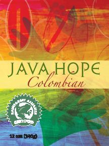 Java Hope Coffee collection. Fresh Roasted. Delicious. Visit the store at www.javahope.org