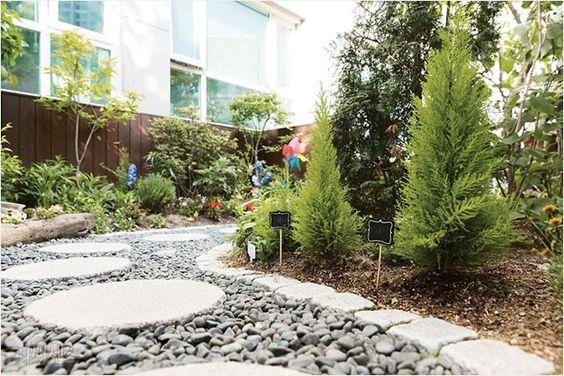 정원과 텃밭을 갖춘 세 아이를 위한 일층집 : 네이버 매거진캐스트