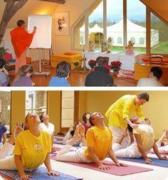 weitere Yogalehrer-Ausbildungen