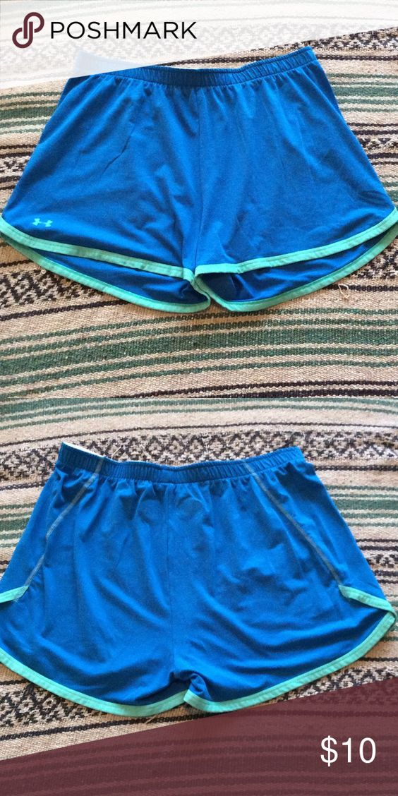 UA knit shorts Great condition! Under Armour Shorts