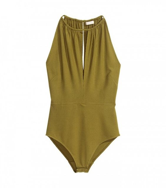 H&M Concious Lyocell Bodysuit