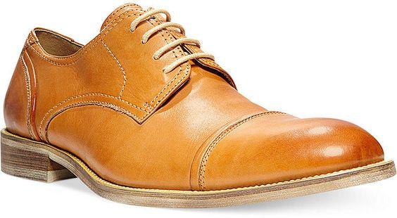Steve Madden Men's Shoes, Rumerr Oxfords