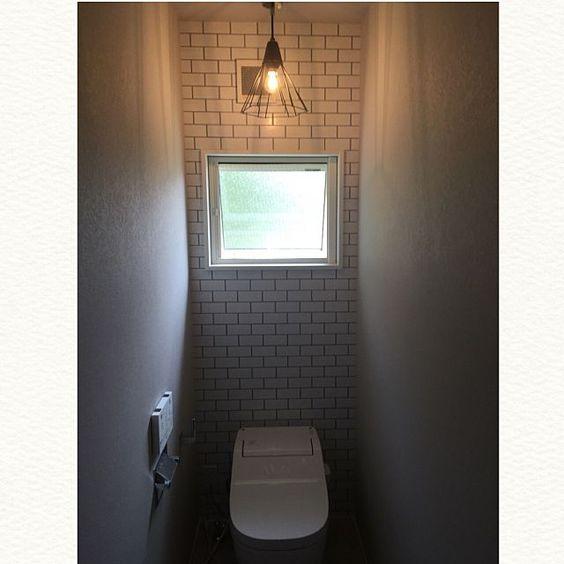 トイレ ニトリ照明例